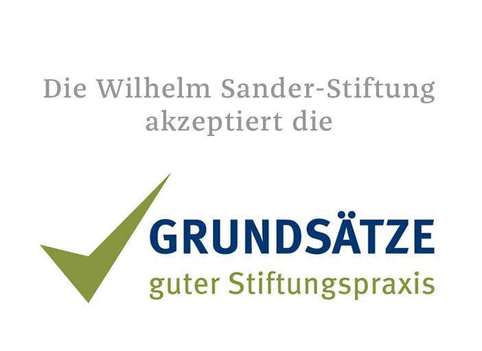 Grundsätze guter Stiftungspraxis