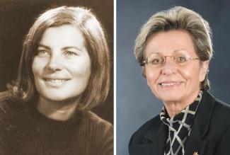 Dr. Isabel und Dr. Monika Baumann