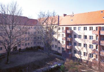 Wohnanlage Berlin Prenzlauer Berg