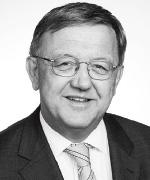 Stiftungsrat Dr. Michael Mihatsch