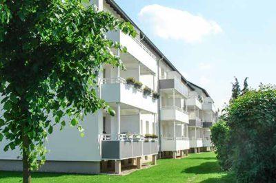 Wohnanlagen Leverkusen und Düsseldorf