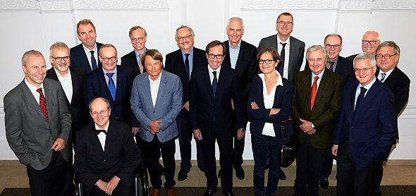 Gemeinsame Gremiensitzung in München am 11.11.2016