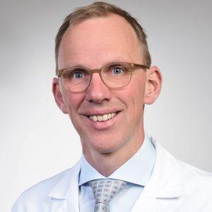 Prof. Dr. Christoph Driessen, Kantonsspital St.Gallen (© C. Driessen)